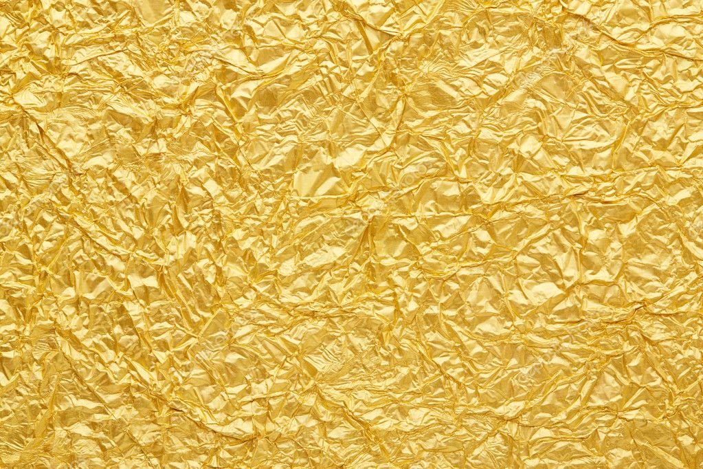gold foil wallpaper