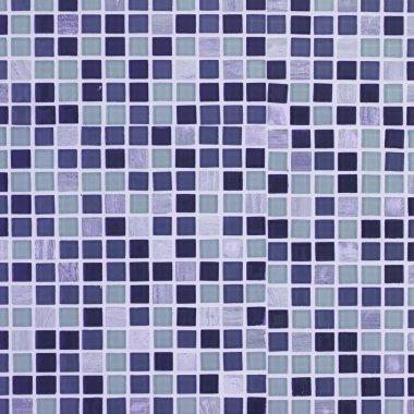 Purple retro mosaic  tiles background stock vector