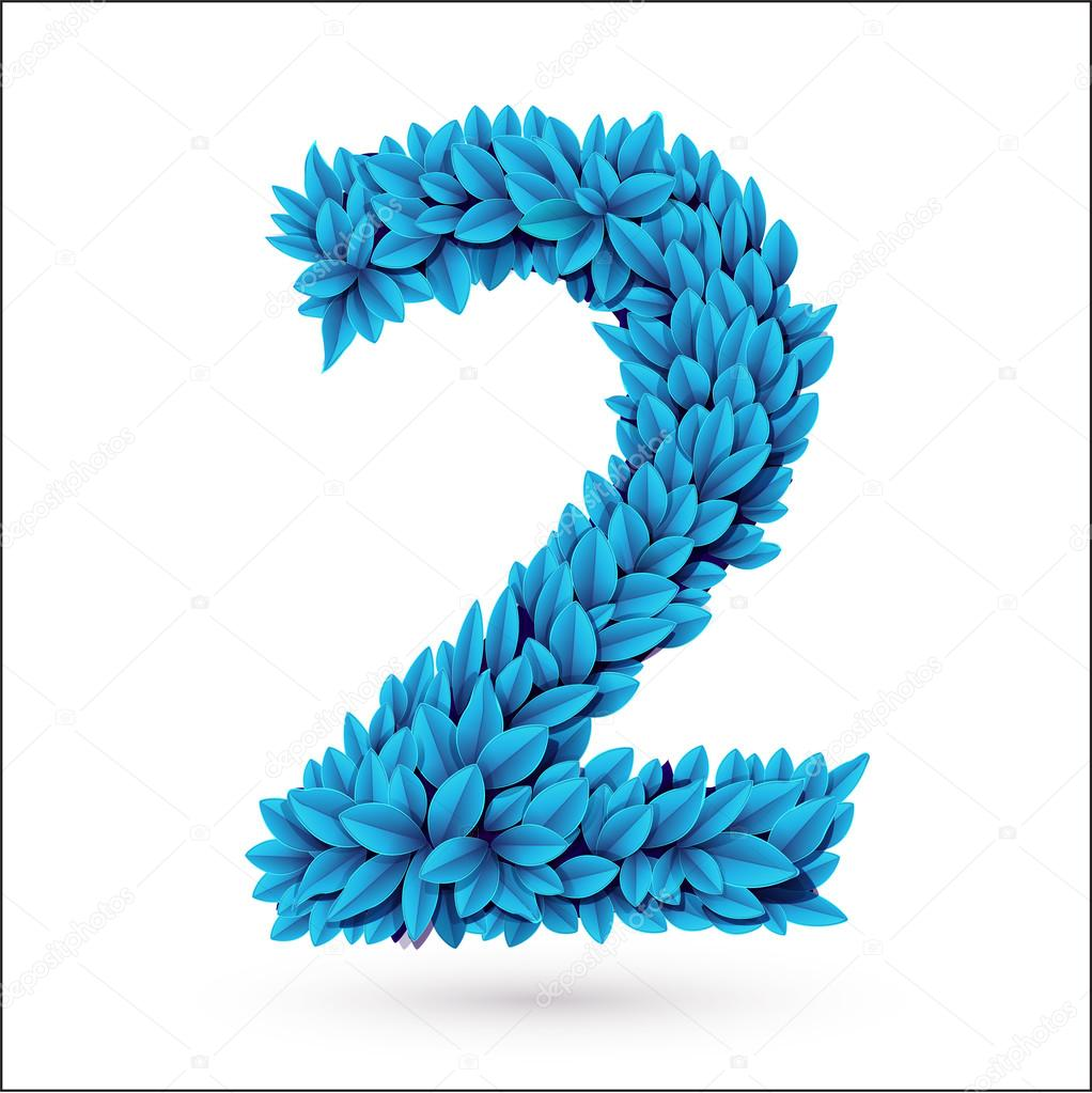 Two 2 number.