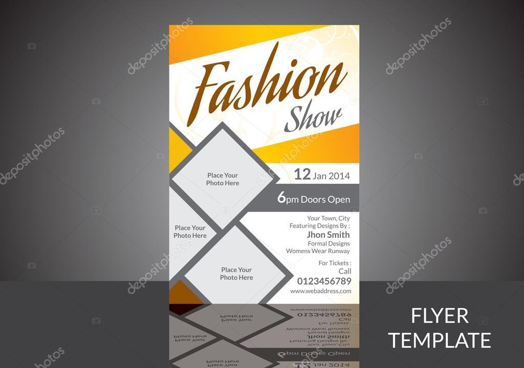 flyers modele