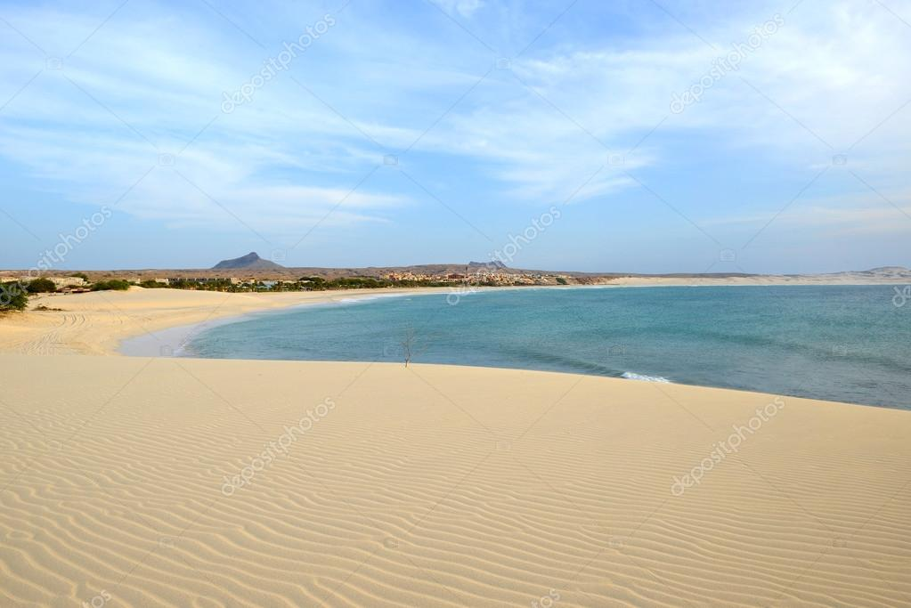 Praia de Chaves Beach, Boa Vista, Cape Verde