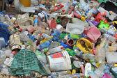 Fényképek Műanyag szemetet a hulladéklerakó