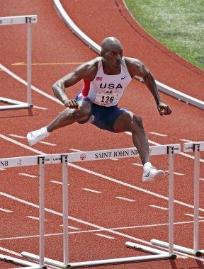 USA American Masters Hurdles Kenneth Eaton