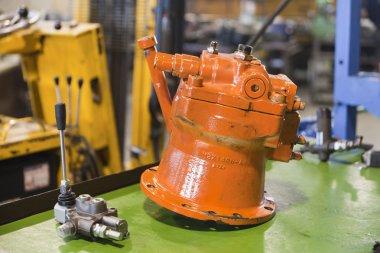 hydraulic component