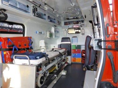 Within ambulance