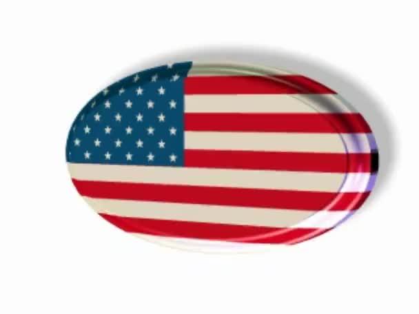 vlajka Spojených států