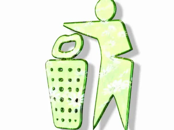 recyklace znamení