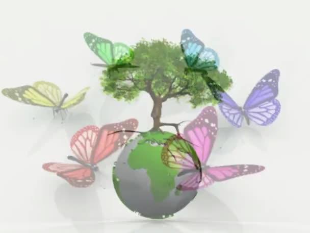 strom na zemi