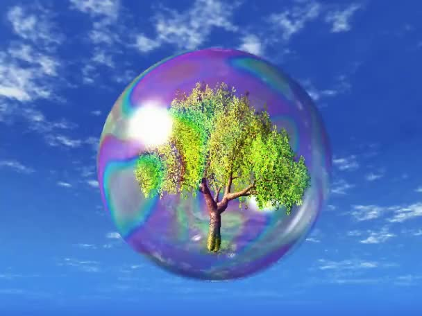 strom v bublině