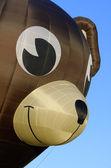 Fotografia orso pallone