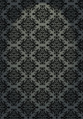Black vintage background