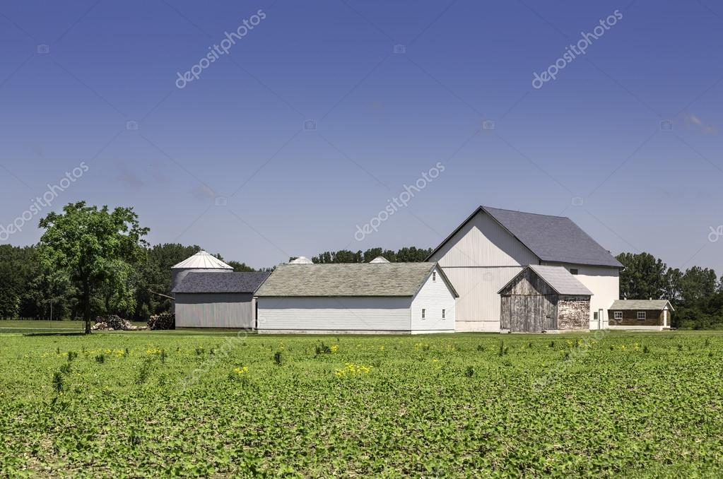 American country farm