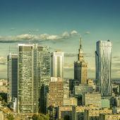 Fotografia centro di Varsavia