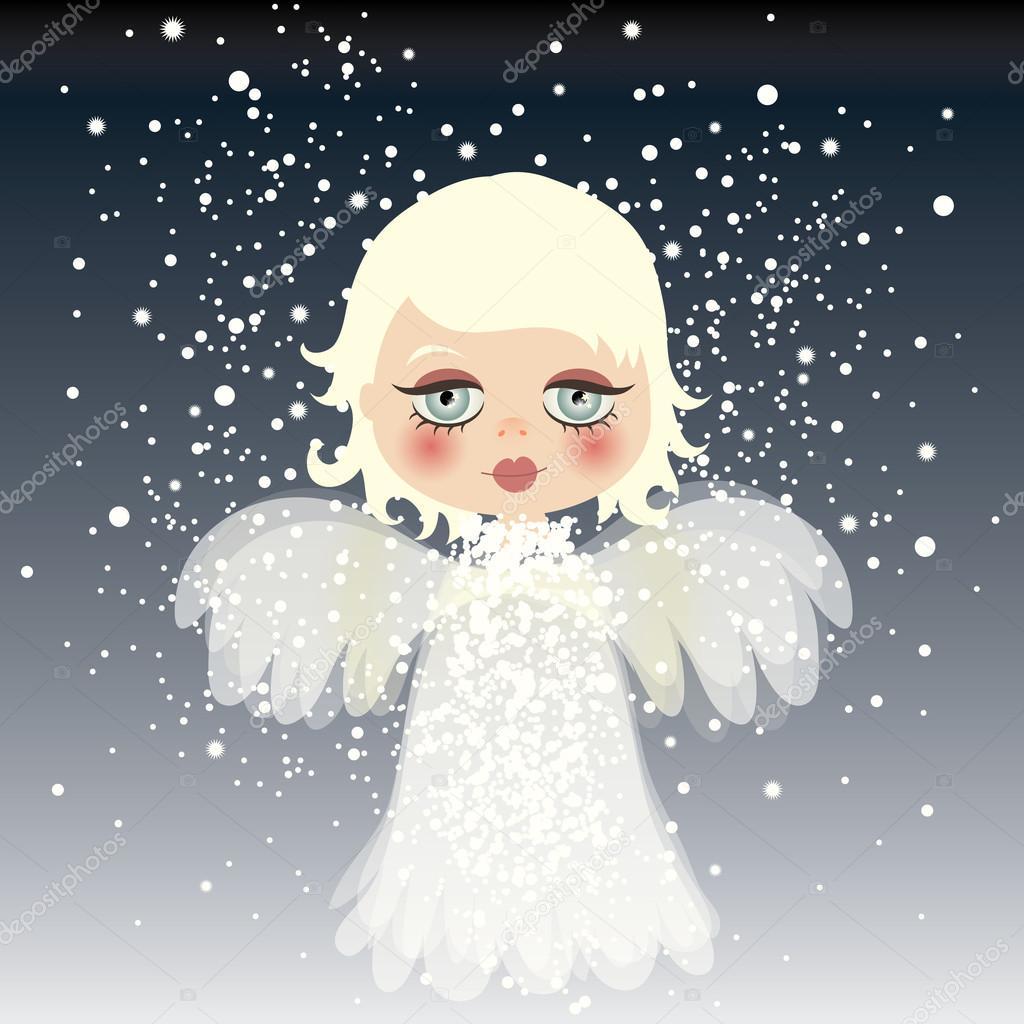 Imágenes Angelitos En El Cielo Adorable Angelito En El Cielo