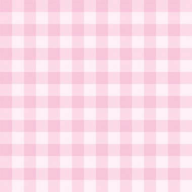 Seamless sweet baby pink background - vector checkered pattern or grid texture for web design ,desktop wallpaper or culinary blog website