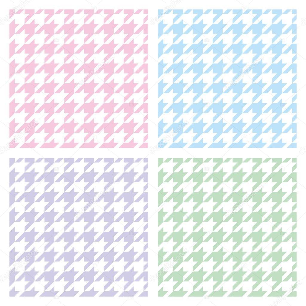 Poule Vecteur De Rose Pastel Transparent Bleu Vert Violet Et