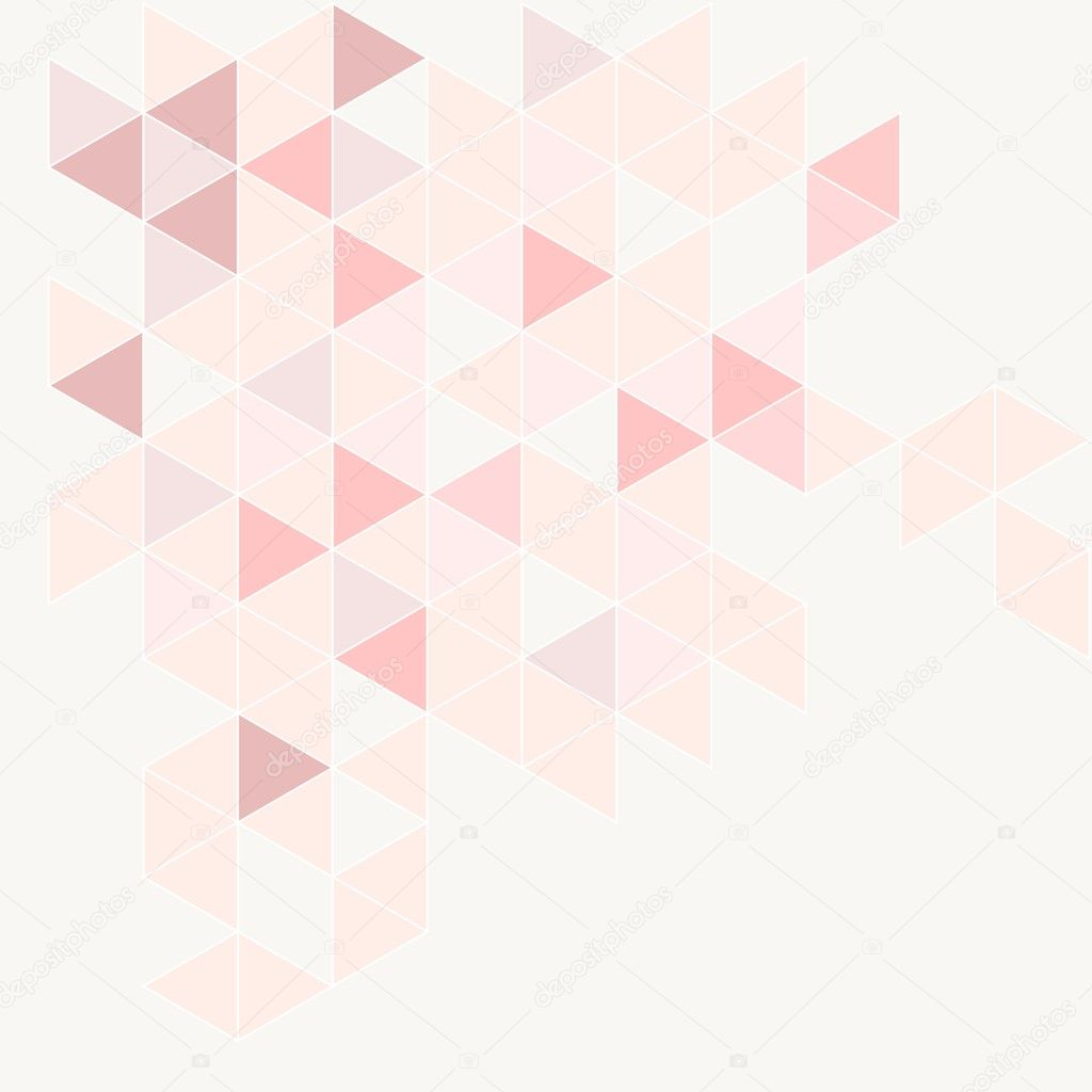Pink Grey And Violet Triangle Modern Vector Background