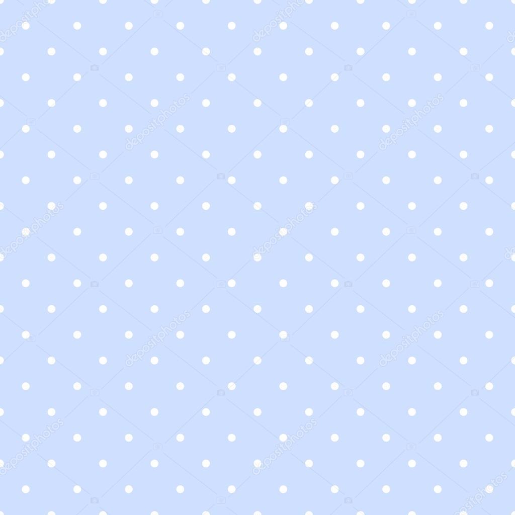 patrón de vector transparente con lunares blancos sobre un fondo ...
