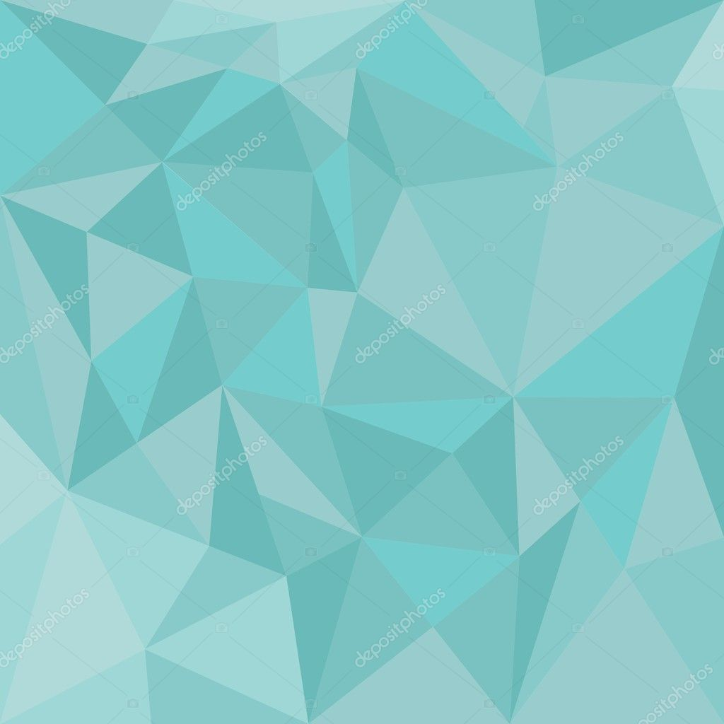 pastel vector triangle blue background or seamless pattern