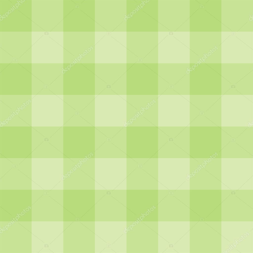 Checkered Design Seamless Traditional Green Vector Background Tile Checkered