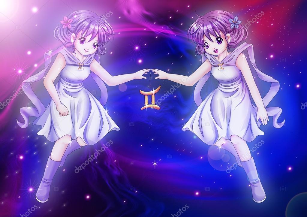 Знаком любовь близнецы со