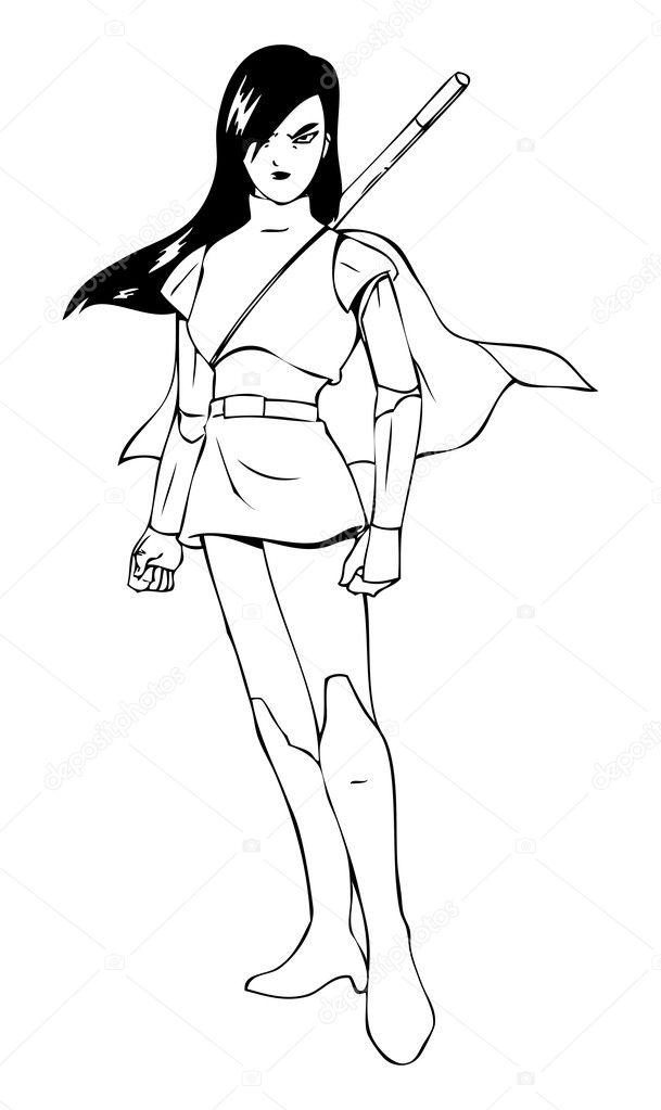 Resultado de imagem para mulher guerreira