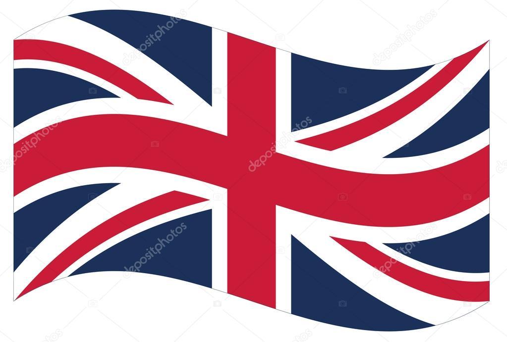 vector bandera. gran bretaña — vector de stock © leopolis #44362595