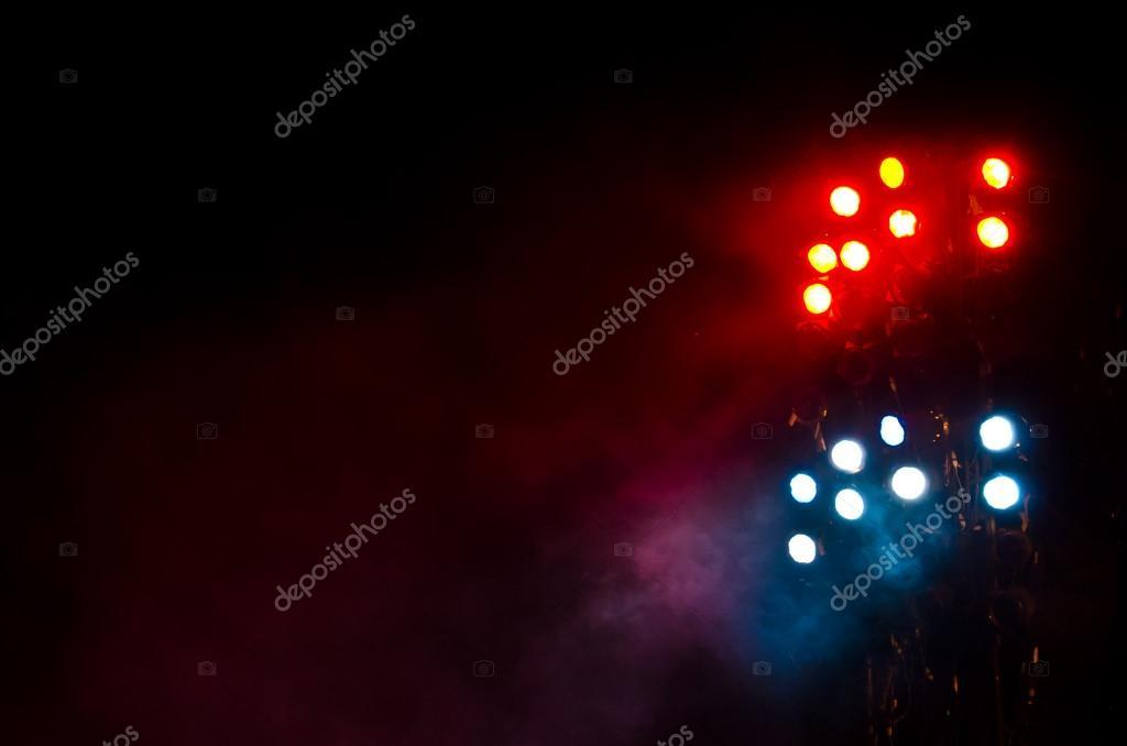 Bright spot lights