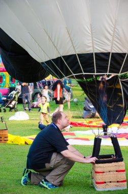 Thailand International Balloon Festival 2013