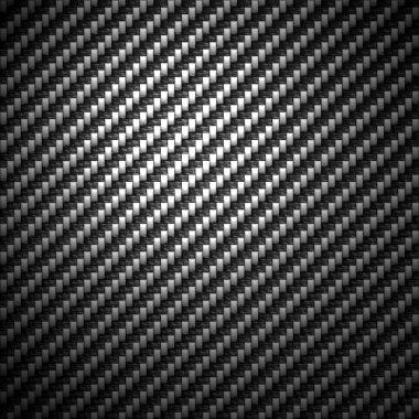 Carbon Fiber Material Background