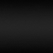 Fotografia trama di fibra di carbonio nero