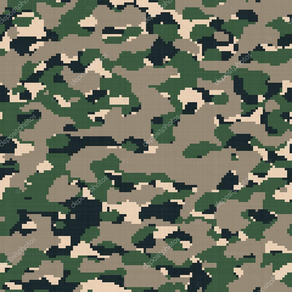 Digital Army Camouflage