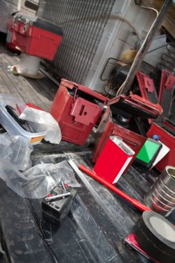 Pyrotechnic Remote and Equipment