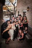 Fotografie Hochzeitsgesellschaft gleichen Geschlechts