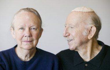 Eldery Jewish Couple
