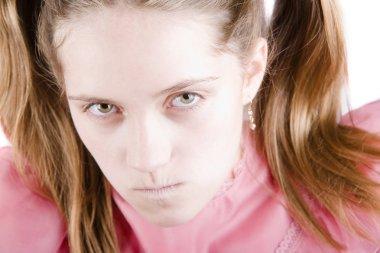 Bratty Young Girl