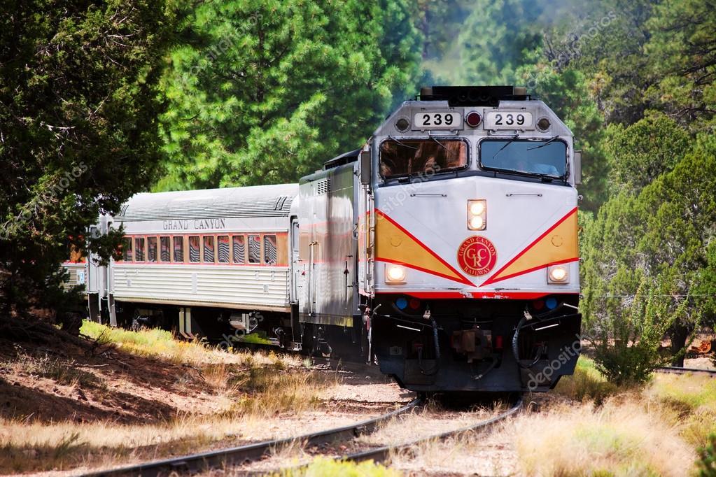 Grand Canyon Railway >> Grand Canyon Railway Stock Photo C Creatista 39767385