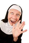 Photo Funny Nun