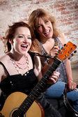 Photo Female musicians