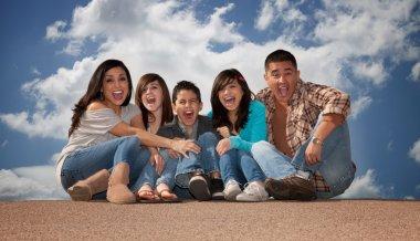 Hispanic Family