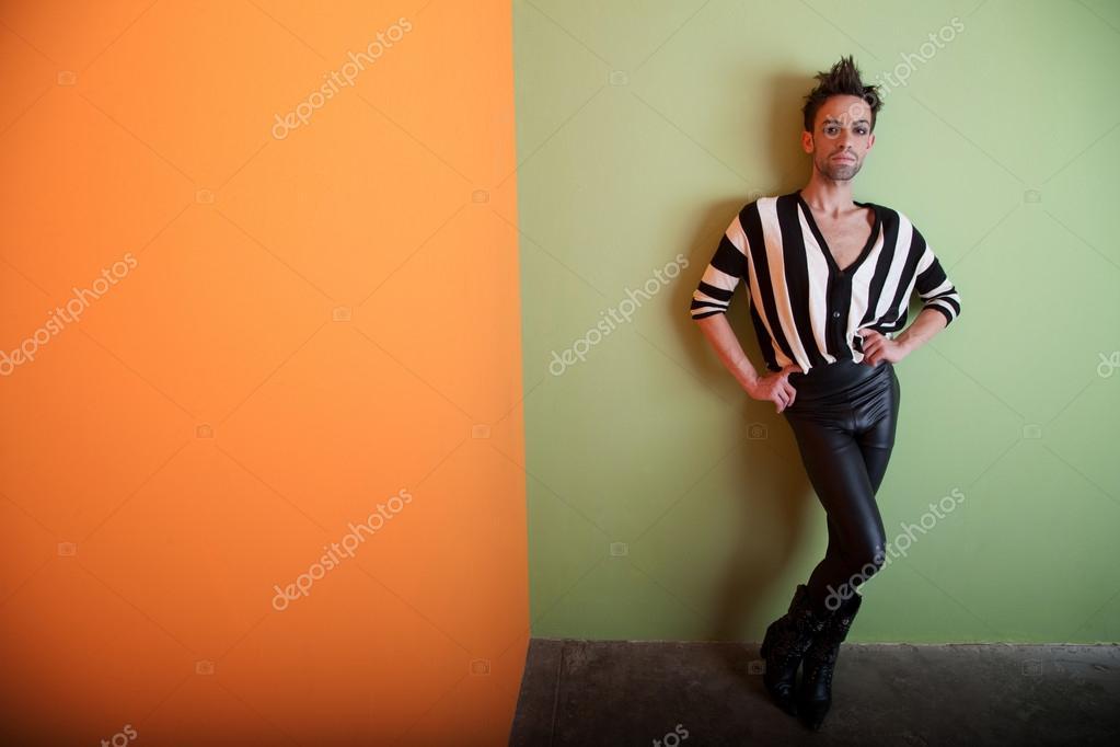 Черный и белый геи фото 290-467