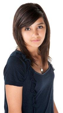 Cute Hispanic Girl