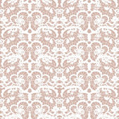 Fotografie Lace vector fabric seamless pattern