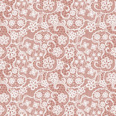 Fotografie Lace seamless pattern with flowers