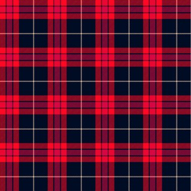 Plaid pattern vector texture