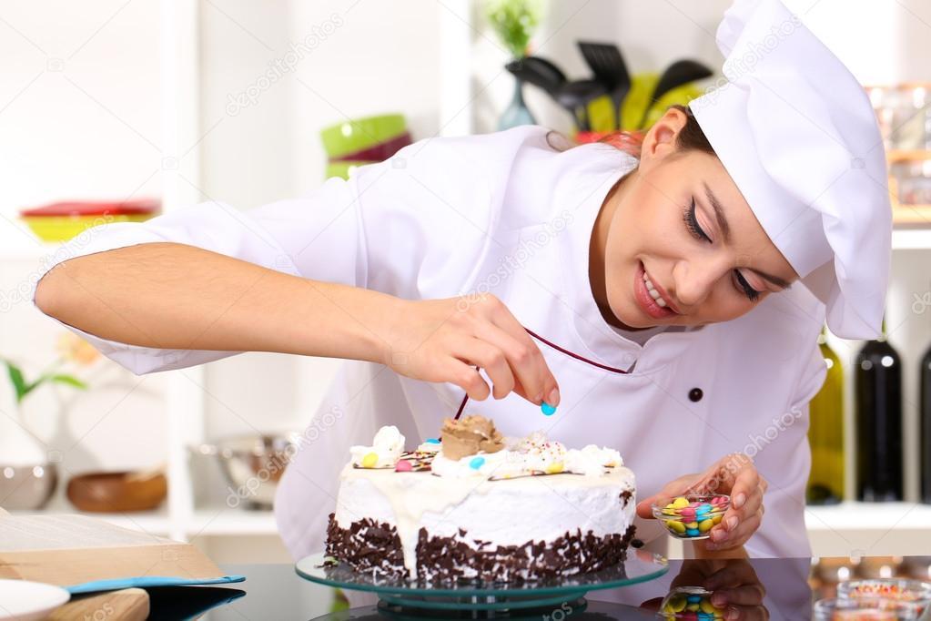 Кулинария готовить торты