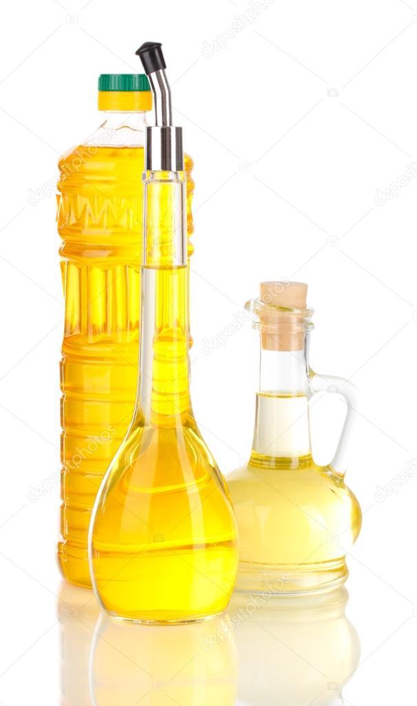diff rents types d 39 huile isol sur blanc photographie belchonock 22792420. Black Bedroom Furniture Sets. Home Design Ideas