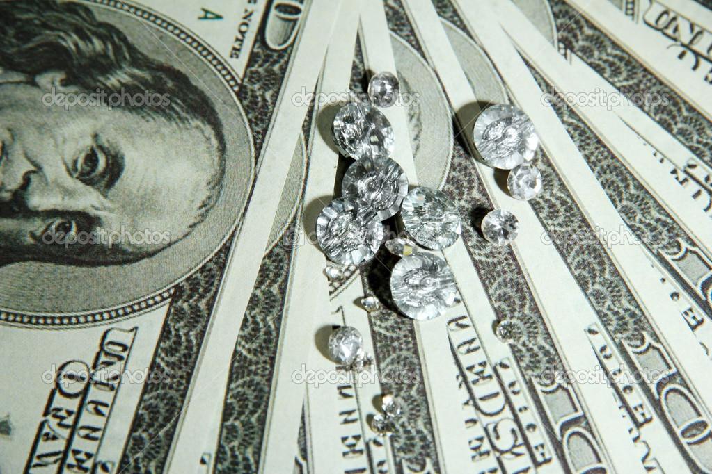 пеликан картинки с деньгами и алмазами для