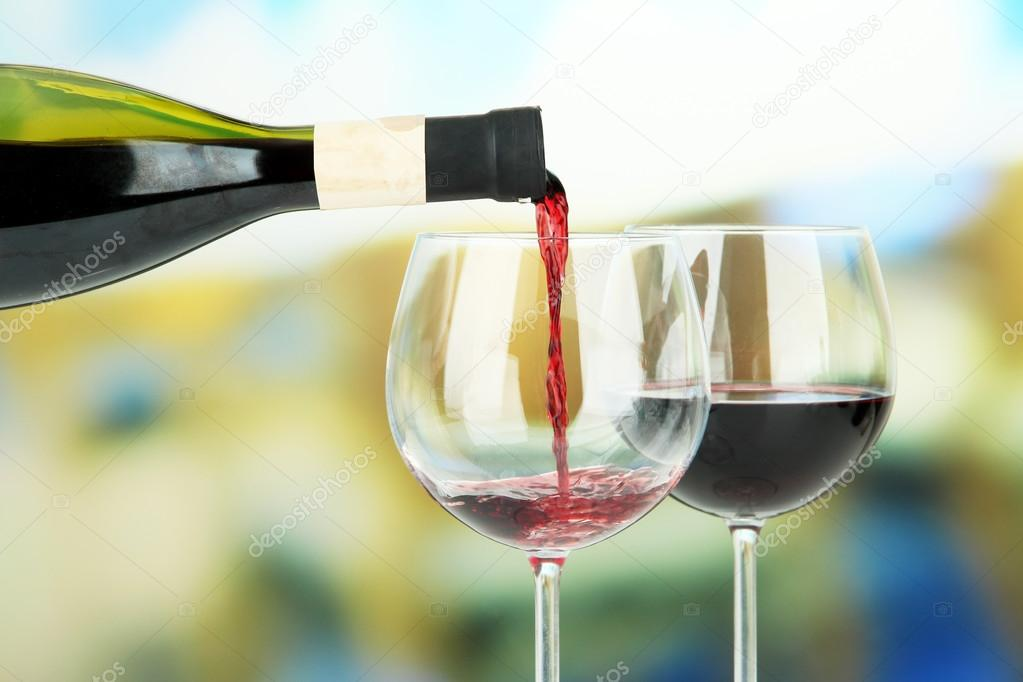 Lichte Rode Wijn : Biofresh wijn