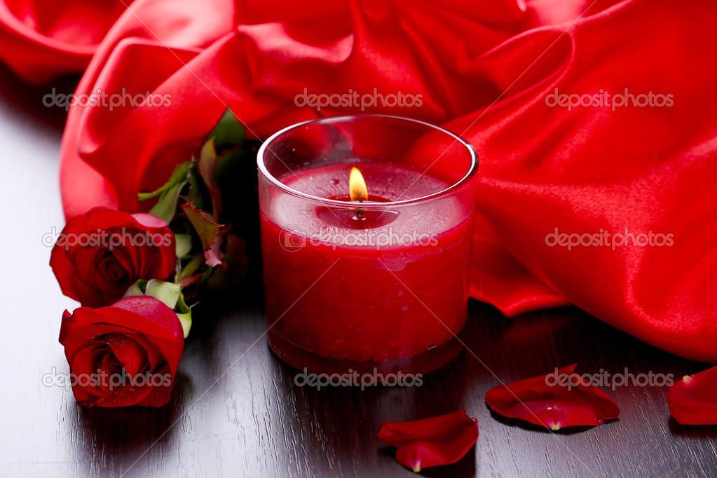 """Résultat de recherche d'images pour """"fleurs bougie rouge"""""""